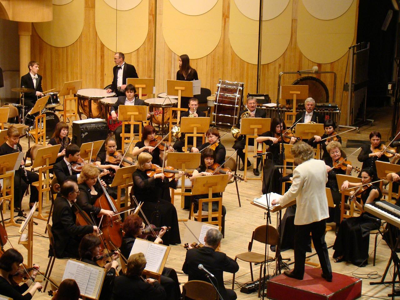 orchestre concert